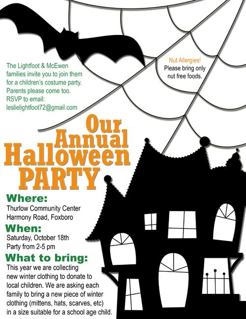 Halloween invites 08forinternet